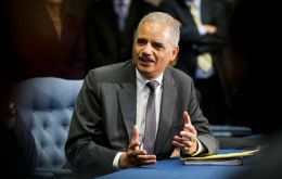 US Attorney General Holder said huge amounts of cash are involved in the business