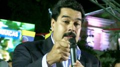 """Determined to defend our country,"" said Maduro on state television"