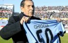 Ghiggia the Uruguayan striker that with his goal silenced 200.000 Brazilian fans ready to celebrate.