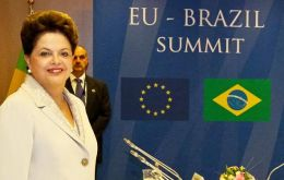 """We have to respect privacy, human rights and the sovereignty of nations. We don't want businesses to be spied upon"" said Rousseff"