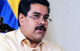 Despite the spat, Maduro announced he plans to name ambassador in Washington