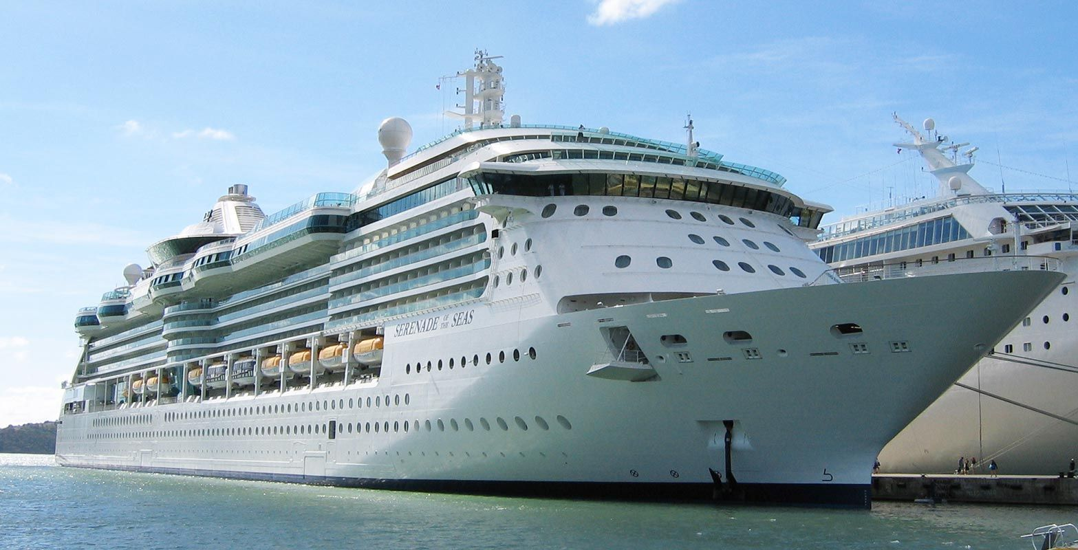 Royal Caribbean Rode The Waves In Awards For Large Ship Class With Serenade Of Seas