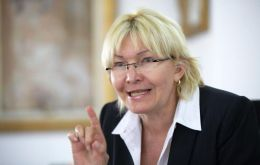 Prosecutor Luisa Ortega said human rights violations by security forces would 'not be tolerated' and has eight suspects under investigation