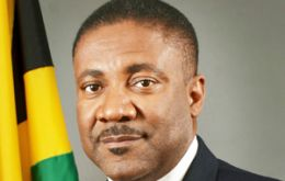 Jamaican Science, Technology, Energy and Mining Minister Phillip Paulwell supports the initiative