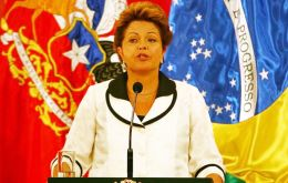 Brazilian president Rousseff is leading the Unasur effort