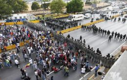 Protests in Venezuela have been ongoing for a month with no indications of a truce or a lowering of tension