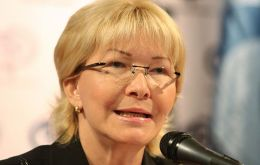 State prosecutor Luisa Ortega Díaz made the announcement of the sidelines of the UN meeting on human rights in Geneva