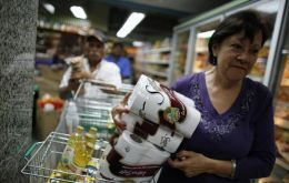 Venezuelans for months have been struggling for basic items such as flour, cooking oil and toilet paper