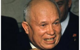 The oblast was transferred to Ukraine in 1954 when Nikita Khrushchev was consolidating his leadership
