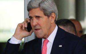 Secretary of State John Kerry thanked Mujica on the phone and confirmed an invitation to the White House