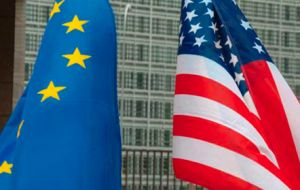 EU wants access to US natural gas, but is reluctant to support fracking in the continent