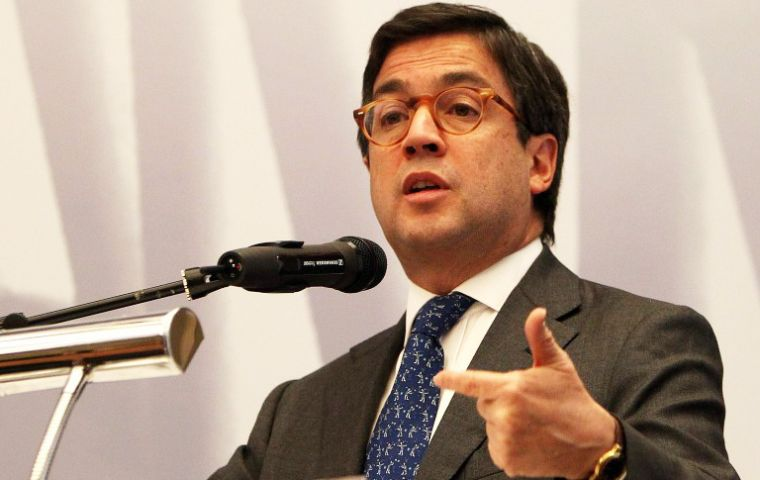 The report from the IDB was released over the weekend at the annual assembly held in Brazil