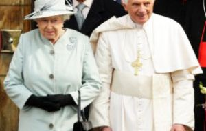 and hosted Benedict XVI in 2010