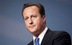 The report also emphasizes the 'spirit of realism' from British PM David Cameron foreign policy