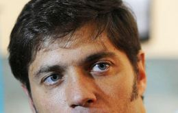 According to Minister Kicillof, with the new measurement methodology, but subject to future review, 2013 growth was 3%
