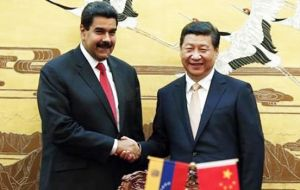 Venezuela's Maduro is the main debtor but pays with oil
