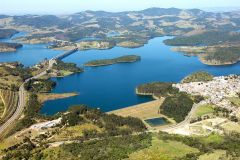 The Cantareira reservoir is at just 12.7% of its capacity, with no rain in sight and 20 million thirsty