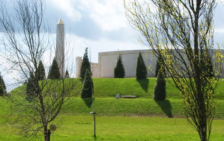 Britain's National Memorial Arboretum