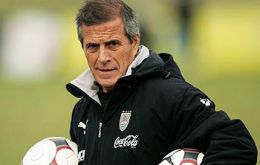 Oscar Tabarez, the coach attributed with helping Uruguay recover much of its glorious past.