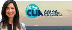 CEO Duffy said CLIA works to oceans and the nearly 600 ports member cruise lines visit