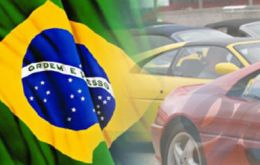 In March, 240,800 vehicles were sold in Brazil, 15.2% less than a year earlier and 7.1% less than in February
