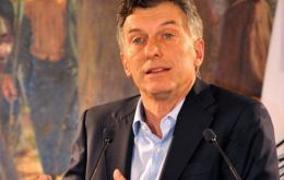 Mauricio Macri, mayor of Buenos Aires has strong middle class support