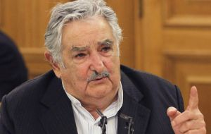 President Mujica has sponsored the bill as an alternative to drugs repression which has failed worldwide