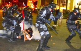 Amnesty International blasts the Brazilian government for not taking action against police excesses
