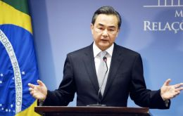Wang Yi, working together for a global multi-polar process