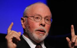 "Paul Singer also described the team of Finance minister Kicillof as ""inexperienced"""
