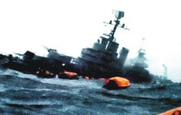 The sinking of the old cruiser was Argentina's greatest single loss of lives in the conflict