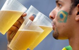 The coming World Cup should help collect more taxes: drink and feast
