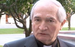 Archbishop Silvano Tomasi is expected to reply on Tuesday