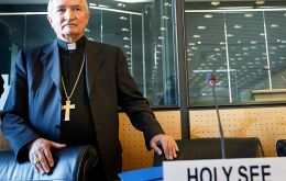 Ambassador Archbishop Tomasi, said the Vatican also doled out lesser punishments to another 2,572 accused of molesting children