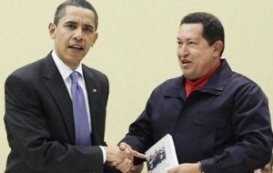 Chavez a disciple of the 'Open Veins' gave a copy of the book to Obama in 2009
