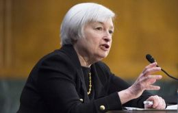 Taking the 4.5 trillion balance sheet to pre-crisis 800 billion, could take almost a decade, according to chairwoman Yellen