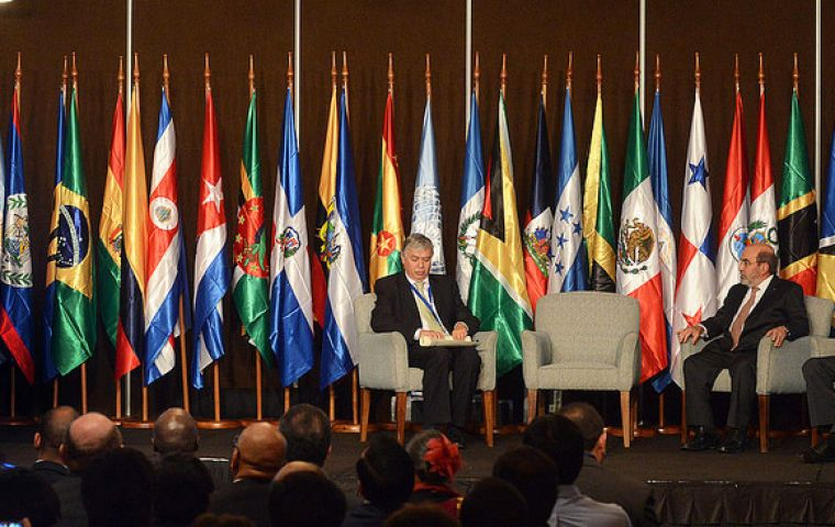All thirty-three countries of the region signed up at the FAO conference in Chile