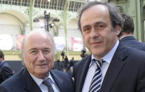 The Swiss born Blatter has been running the show since 1998. It is believed that only former French star Platini could beat him