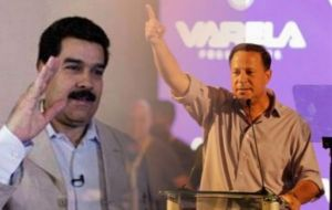 Varela has close links with Maduro, but Colombia seems a tougher challenge