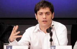 According to Minister Kicillof inflation was 1.8% in April, but for private consultants, 2.16% and for the City of Buenos Aires, 3.1%