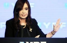 "According to the ruling, Cristina Fernandez committed ""abuse of authority, breach of public duty and potential environmental damage"""