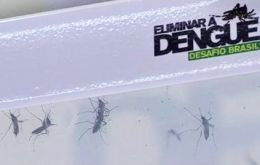 The warning system specifically predicts the risk of dengue infections in 553 micro-regions of Brazil