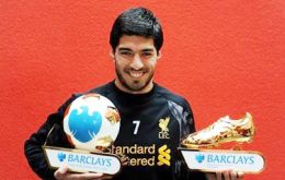 The Liverpool striker the best player of the Premier League and one of the best in the world