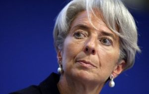 Christine Lagarde has to make an analytical report to be delivered to the IMF board