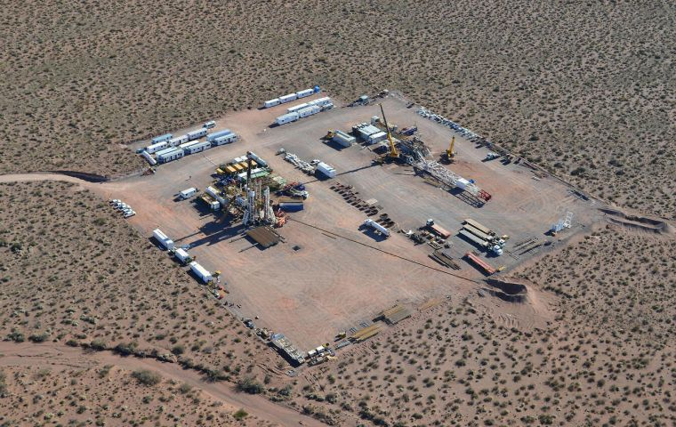 Vaca Muerta shale is attracting oil and gas investors from around the world