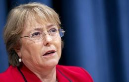 Re-elected president Bachelet pledged a change in the law ahead of her election.