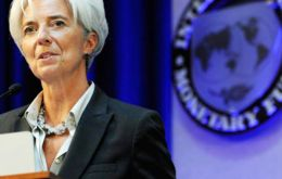 """As the crisis has taught us, in times of distress, the potential gains from cooperation can be huge"", said Lagarde"