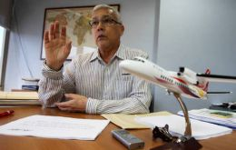 Association of Airlines Figuera said the price of the tickets will be calculated at 50 Bolivar to the dollar