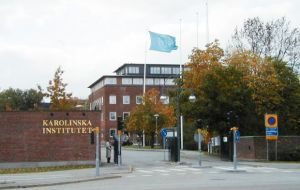 The research was done by Sweden's Karolinska Institutet