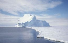 The melting of the Antarctic Ice Sheet wasn't thought to have started, however, until 14,000 years ago.